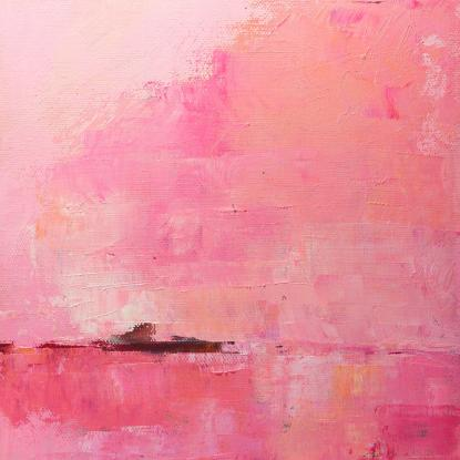 pink-sky-abstract-nancy-merkle